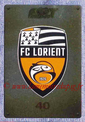 2015-16 - Panini Ligue 1 Stickers - N° 169 - Ecusson FC Lorient