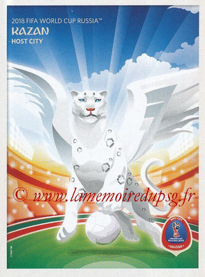 2018 - Panini FIFA World Cup Russia Stickers - N° 027 - Kazan