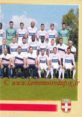 2014-15 - Panini Ligue 1 Stickers - N° 075 - Équipe Evian Thonon Gaillard FC