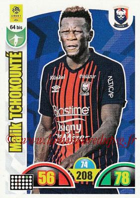 2018-19 - Panini Adrenalyn XL Ligue 1 - N° 064 bis - Malik TCHOKOUNTE (Caen)