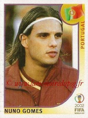 2002 - Panini FIFA World Cup Stickers - N° 311 - Nuno GOMES (Portugal)