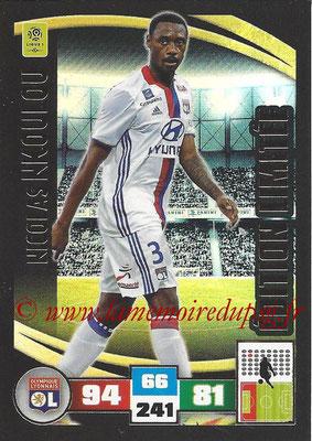 2016-17 - Panini Adrenalyn XL Ligue 1 - N° LE-NN - Nicolas NKOULOU (Lyon) (Edition Limitée)