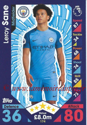 2016-17 - Topps Match Attax Premier League - N° 174