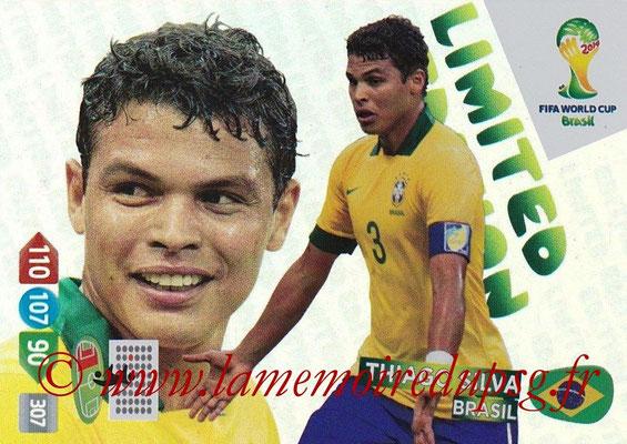 N° LE-TS - Thiago SILVA (2012-??, PSG > 2014, Brésil) (Limited Edition)