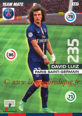 2015-16 - Football Cards N° 157 - David LUIZ