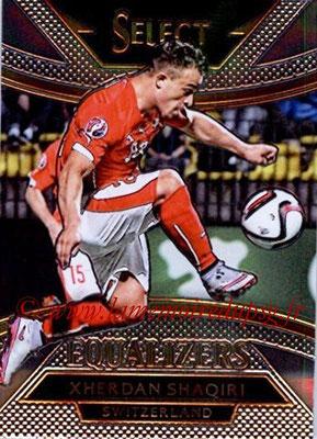 2015 - Panini Select Soccer - N° E18 - Xherdan SHAQIRI (Suisse) (Equalizers)