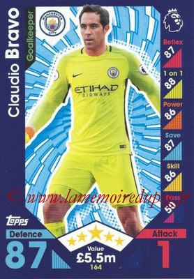 2016-17 - Topps Match Attax Premier League - N° 164