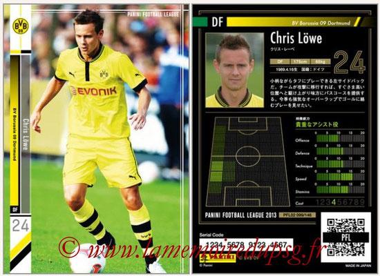 Panini Football League 2013 - PFL02 - N° 099 - Chris Lowe ( BV Borussia 09 Dortmund )