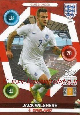 Panini England 2016 Adrenalyn XL - N° 109