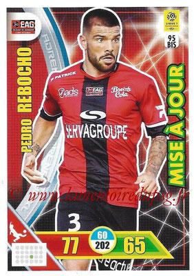2017-18 - Panini Adrenalyn XL Ligue 1 - N° 095bis - Pedro REBOCHO (Guingamp) (Mise à jour)