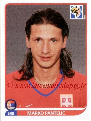 N° 311 - Marko PANTELIC (1997-98, PSG > 2010, Serbie)