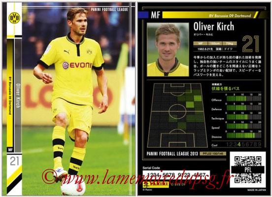 Panini Football League 2013 - PFL02 - N° 100 - Oliver Kirch ( BV Borussia 09 Dortmund )