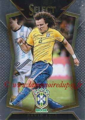 2015 - Panini Select Soccer - N° 021 - David LUIZ (Brésil)
