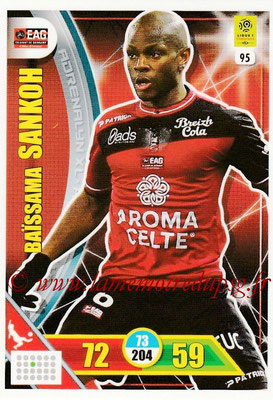 2017-18 - Panini Adrenalyn XL Ligue 1 - N° 095 - Baissama SANKOH (Guingamp)