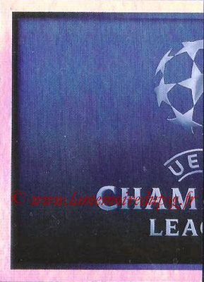 2015-16 - Topps UEFA Champions League Stickers - N° 001 - Logo UEFA Champions League Logo (puzzle 1)