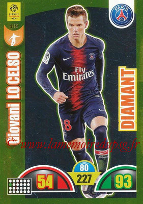 N° 419 - Giovani LO CELSO (Diamant)
