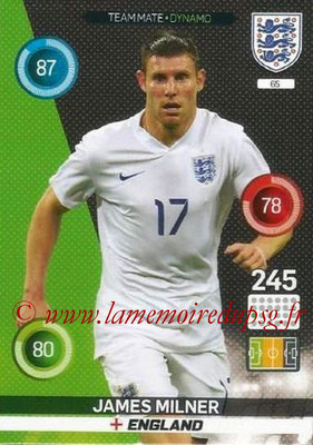 Panini England 2016 Adrenalyn XL - N° 065