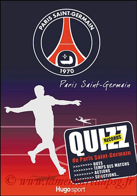 2007-05-xx - Quizz records PSG (Hugo Sport, xxx pages)