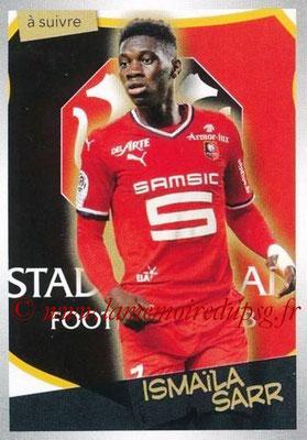 2017-18 - Panini Ligue 1 Stickers - N° 414 - Ismaïla SARR (Rennes) (A suivre)