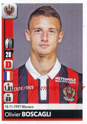 2018-19 - Panini Ligue 1 Stickers - N° 304 - Olivier BOSCAGLI (Nice)