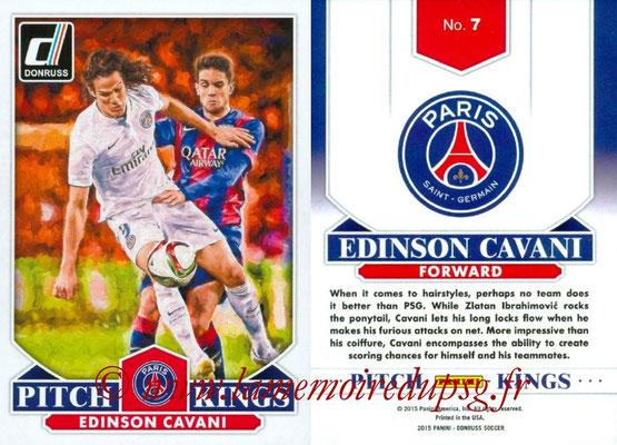 N° PK07 - Edinson CAVANI (Pitch Kings)