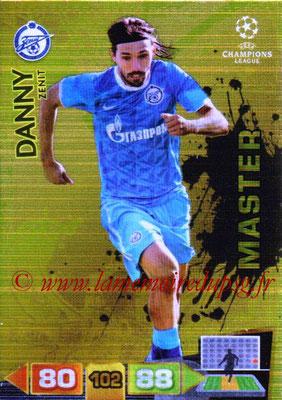 2011-12 - Panini Champions League Cards - N° 350 - DANNY (FC Zenit) (Master)