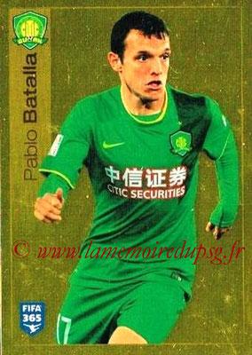 2015-16 - Panini FIFA 365 Stickers - N° 269 - Pablo BATALLA (Beijing Guoan FC)