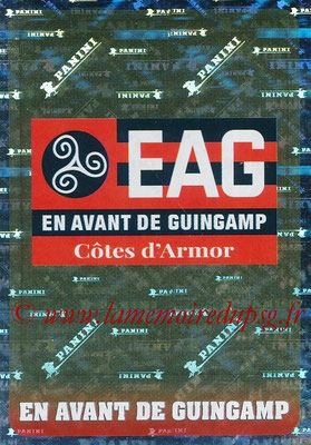 2018-19 - Panini Ligue 1 Stickers - N° 126 - Ecusson Guingamp