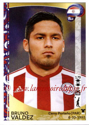 Panini Copa America Centenario USA 2016 Stickers - N° 095 - Bruno VALDEZ (Paraguay)