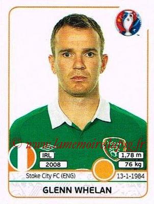 Panini Euro 2016 Stickers - N° 530 - Glenn WHElAN (République d'Irlande)