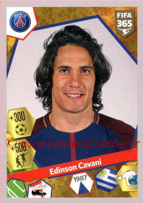 N° 252 - Edinson CAVANI