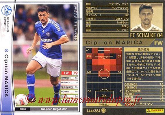 2012-13 - WCCF - N° 144 - Ciprian MARICA (FC Schalke 04)