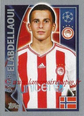 2015-16 - Topps UEFA Champions League Stickers - N° 409 - Omar ELABDLLAOUI (Olympiacos FC)