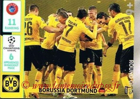 2014-15 - Adrenalyn XL champions League Update edition N° UE007 - Borussia Dortmund (Round of 16)