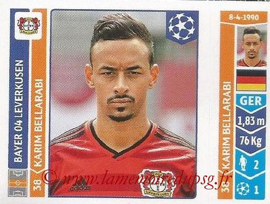 2014-15 - Panini Champions League N° 232 - Karim Bellarabi (Bayer 04 Leverkusen)