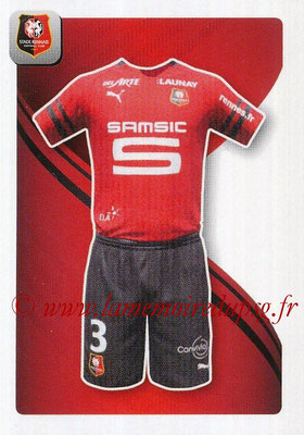 2018-19 - Panini Ligue 1 Stickers - N° 424 - Maillot Rennes