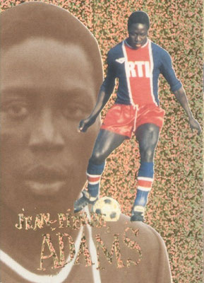 N° 071 - Jean-Pierre ADAMS (Recto)