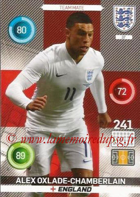 Panini England 2016 Adrenalyn XL - N° 037