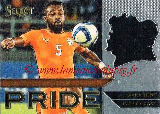 2015 - Panini Select Soccer - N° NP45 - Siaka TIENE (Côte d Ivoire) (National Pride)
