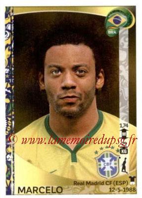 Panini Copa America Centenario USA 2016 Stickers - N° 119 - MARCELO Diaz (Brésil)