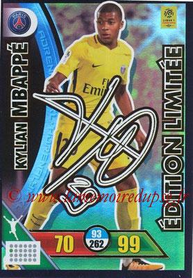N° LE-KM- Killian MBAPPE (Edition Limitée Signée)