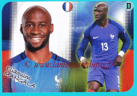 2016-17 - Panini Ligue 1 Stickers - N° P05 - Eliaquim MANGALA (Poster Equipe de France)