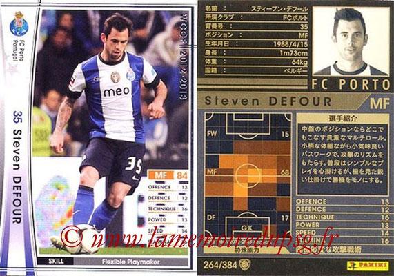 2012-13 - WCCF - N° 264 - Steven DEFOUR (FC Porto)