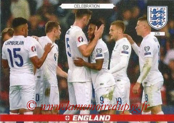 Panini England 2016 Adrenalyn XL - N° 125