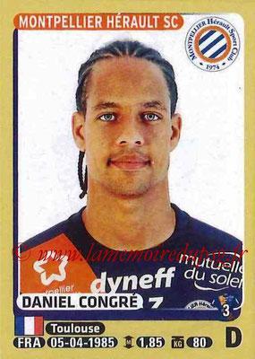 2015-16 - Panini Ligue 1 Stickers - N° 268 - Daniel CONGRE (Montpellier Hérault SC)