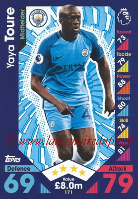 2016-17 - Topps Match Attax Premier League - N° 171