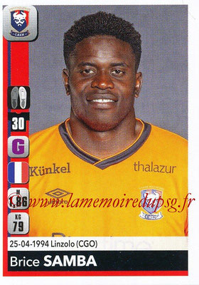 2018-19 - Panini Ligue 1 Stickers - N° 077 - Brice SAMBA (Caen)