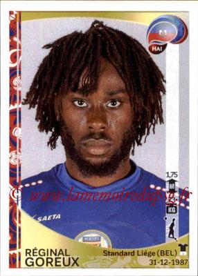 Panini Copa America Centenario USA 2016 Stickers - N° 165 - Réginal GOREUX (Haiti)