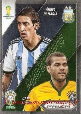 WCM28- Angel DI MARIA (2014, Argentine > 2015-??, PSG) (World Cup Matchups)