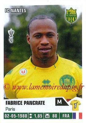 N° 280 - Fabrice PANCRATE (2004-09, PSG > 2013-14, Nantes)